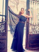 alkalmi ruha fekete