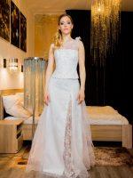 menyasszonyi ruha csipkével
