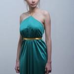 zöld empire ruha