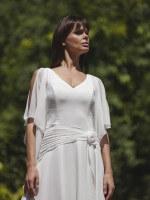 esküvői ruha muszlinból