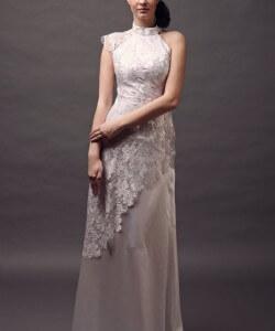 csipkés esküvői ruha