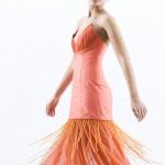 fűzős báli ruha