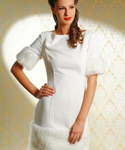 mini esküvői ruha