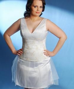 menyasszonyi ruha moletteknek